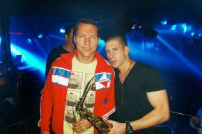 with Tiesto