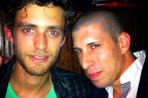 with Franky Rizardo